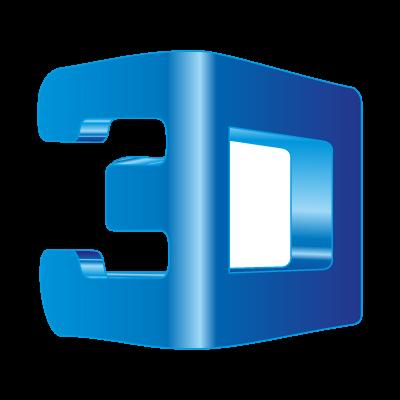 3D vector logo - Sketchup Logo Vector PNG