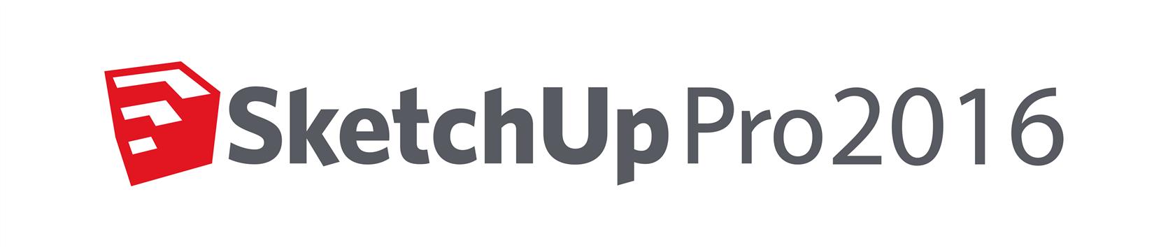 Sketchup Pro 2016 logo-02 - Sketchup Logo Vector PNG