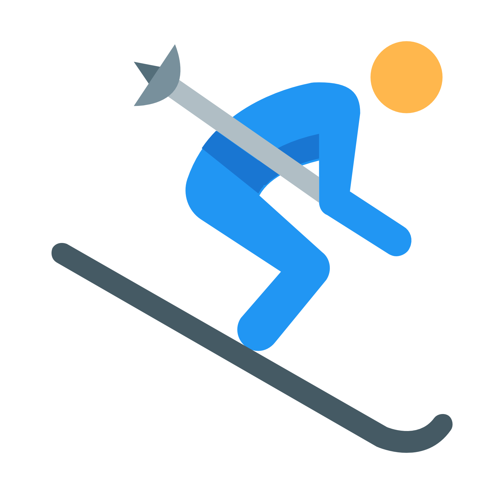 Skiing PNG Transparent Skiing.PNG Images.