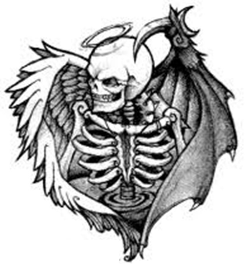 Angel Tattoos PNG - 2541