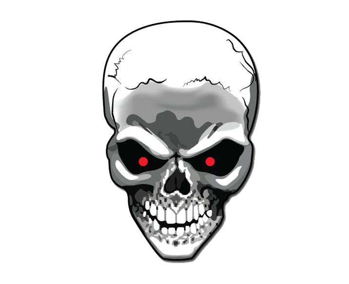 Skull PNG - 15801