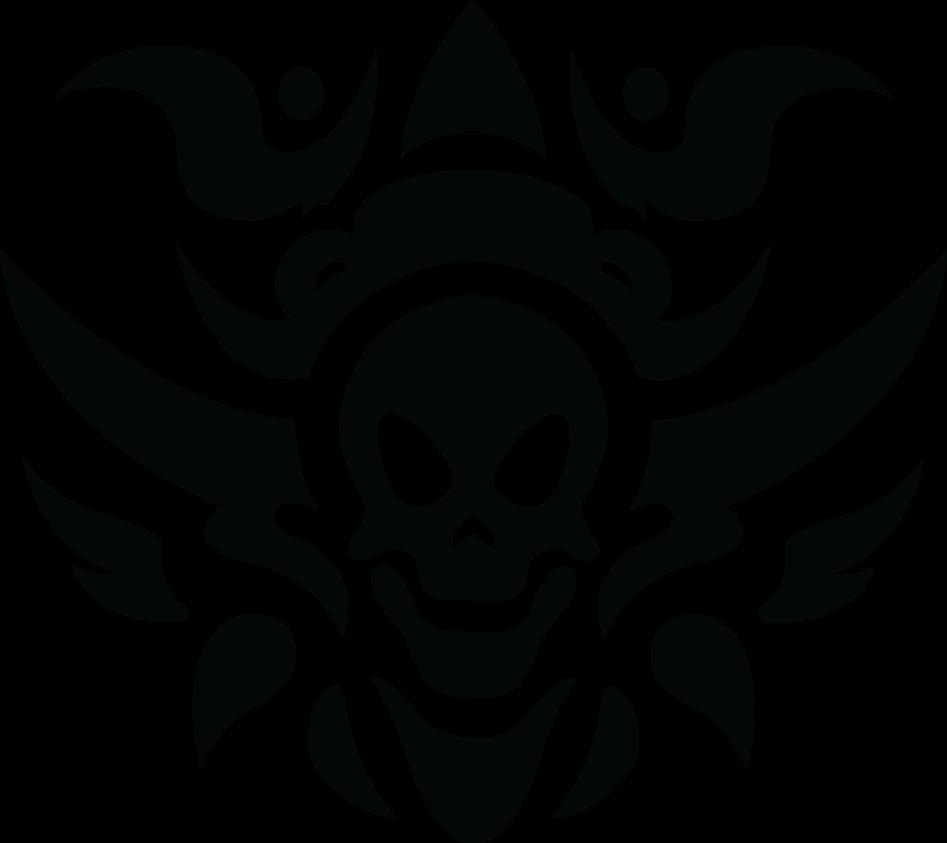 Skull Tattoo PNG - 15593