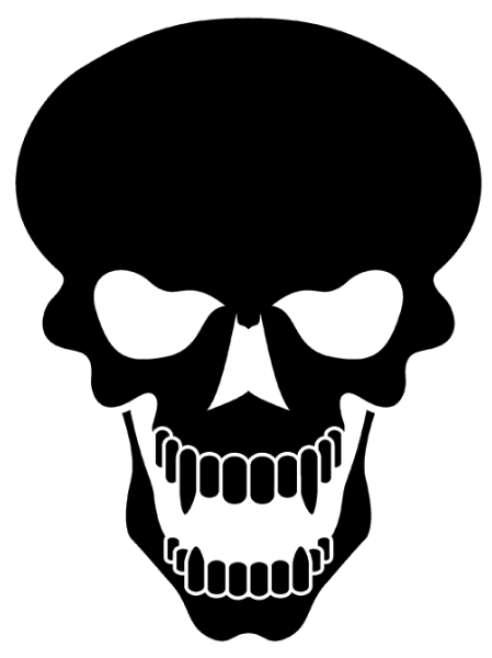 Skull Tattoo PNG - 15591