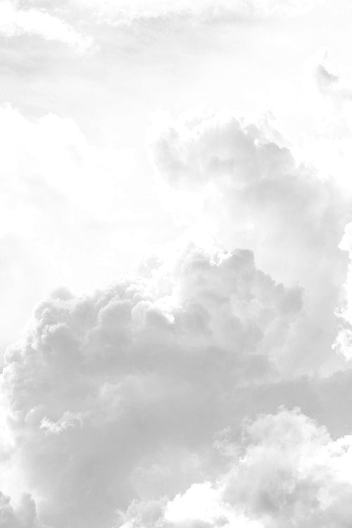 Sky PNG Black And White - 86953