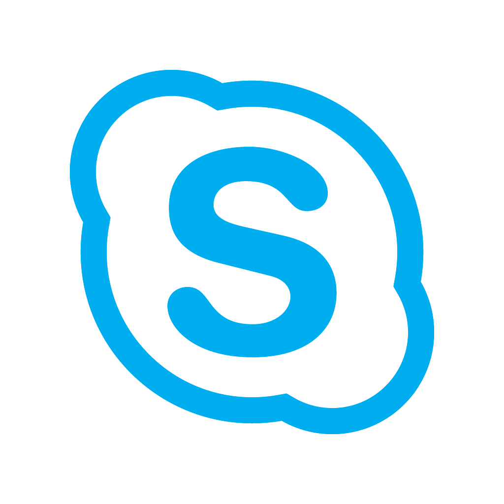 Accepted Artwork: - Skype HD PNG