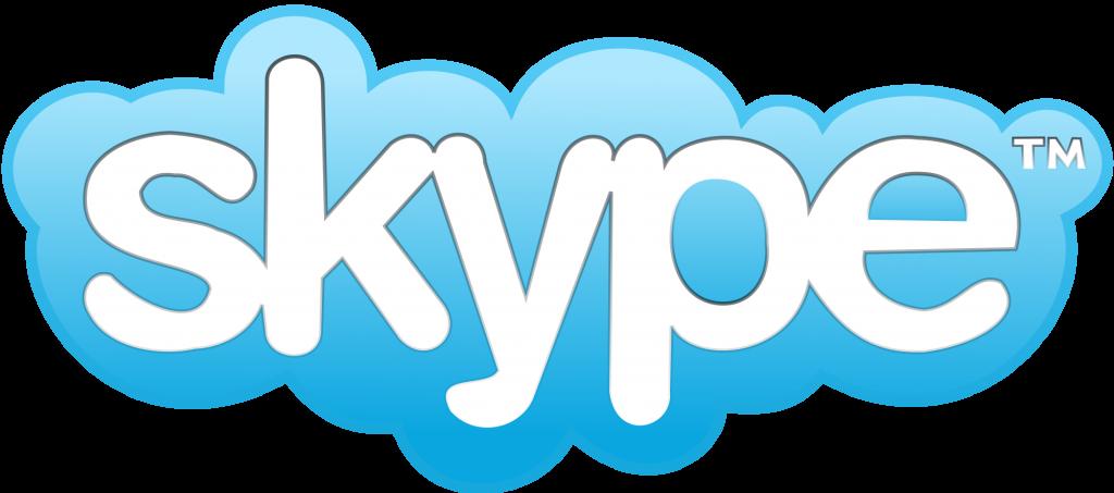 Computer Skype Wallpapers, Desktop Backgrounds 1024x453 Px - Skype HD PNG