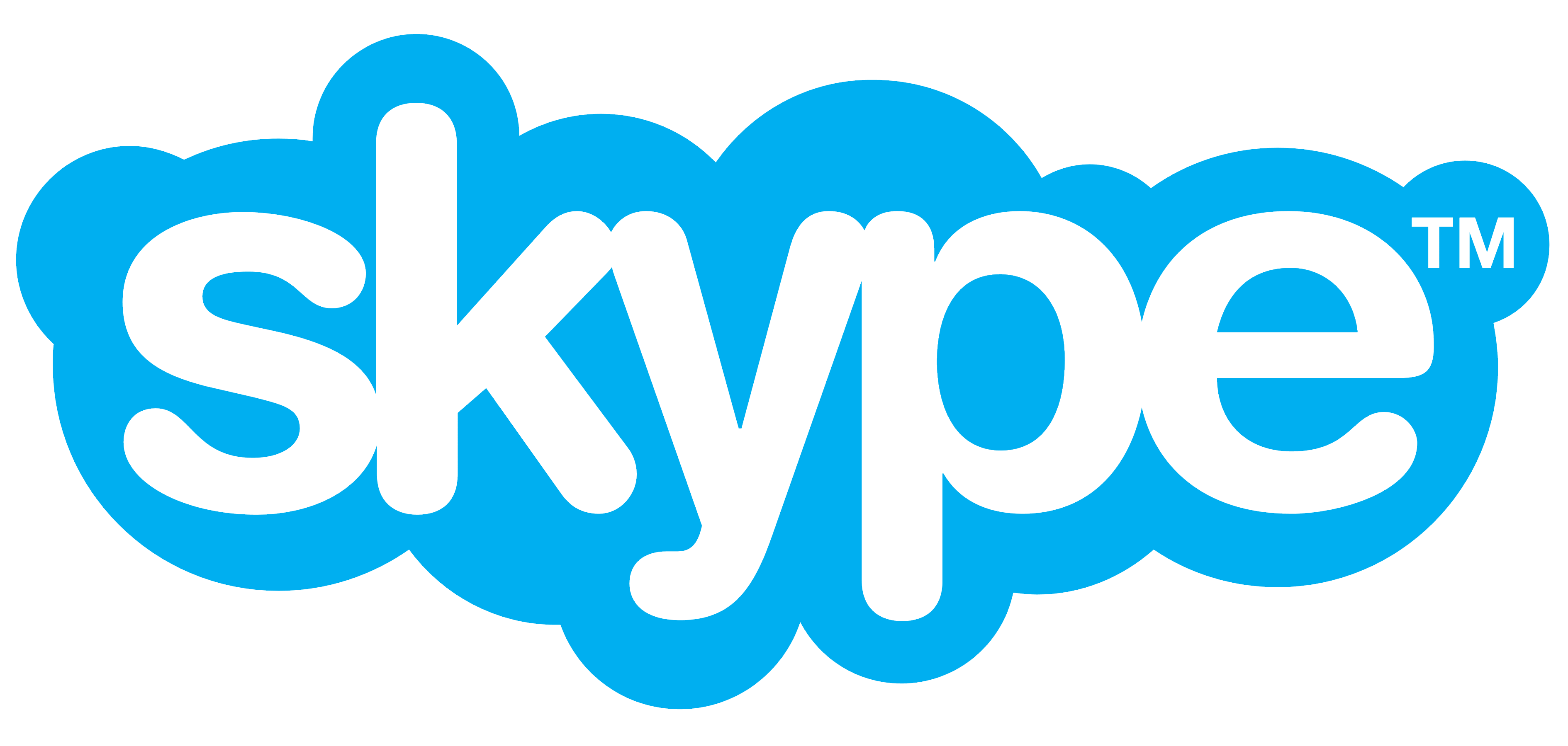 Skype Logo Photos And Pictures In HD Resolution From Software Category.  Skype Logotype Pictures In High Resolution Quality Available To Download  For Free - Skype HD PNG
