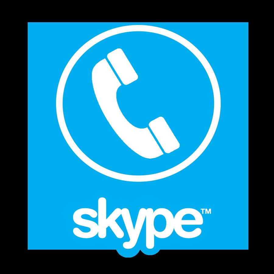 Skype Logo Png - Skype Logo PNG