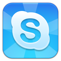 128x128 px, Skype Icon 256x256 png - Skype PNG