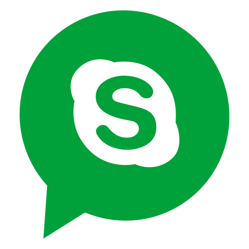 Skype Bubble Icon - Skype PNG