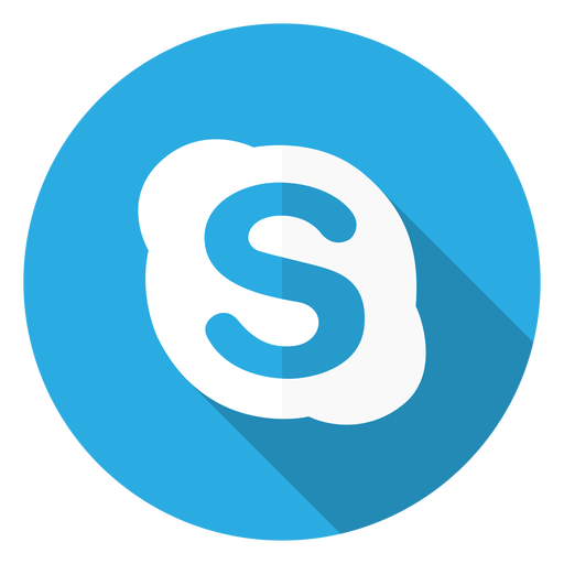 Communication skype Icon