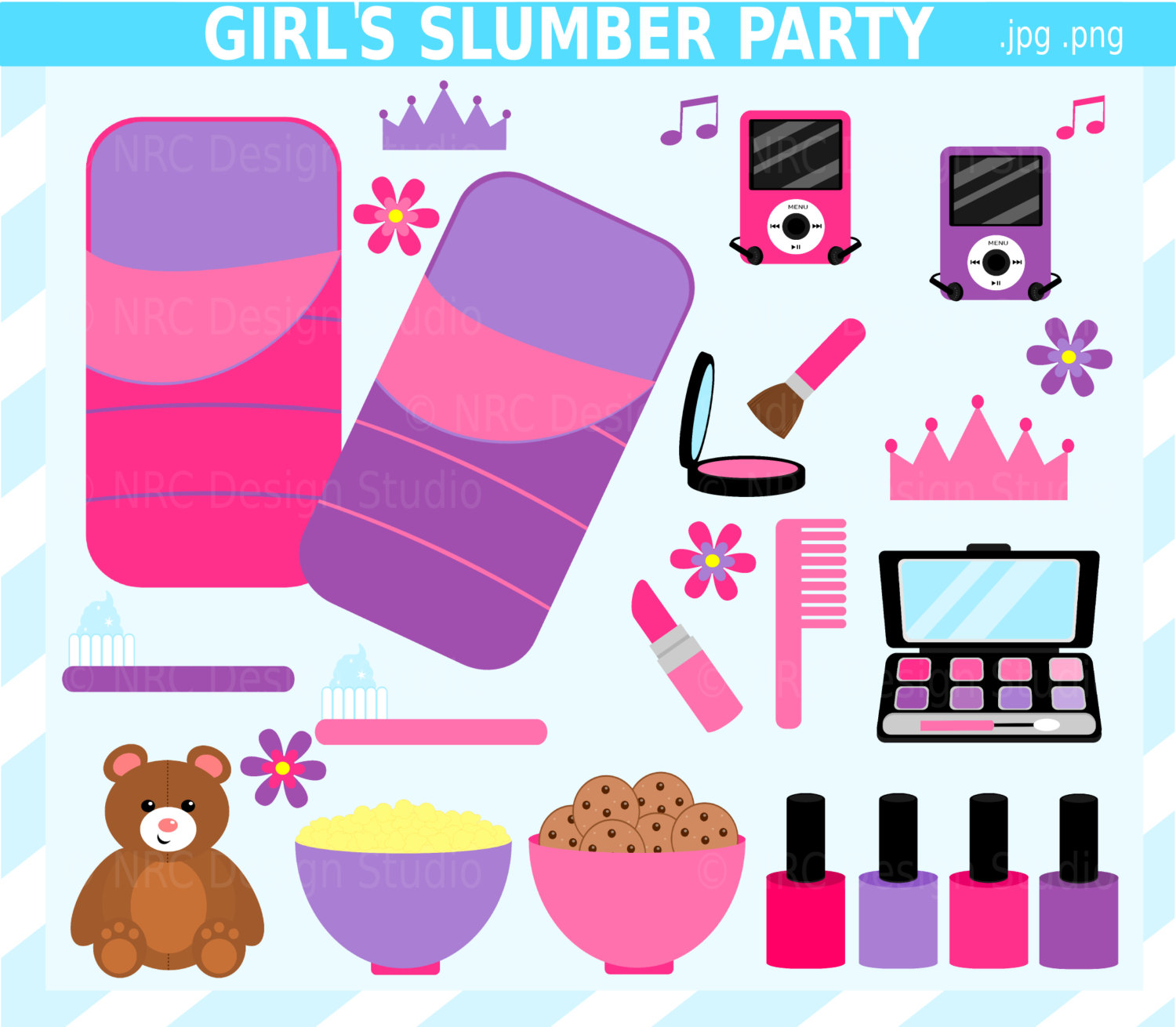 Sleepover clip art - Sleepover PNG HD
