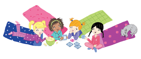 Sleepovers can be a lot of fun. Here are some tips for having a sleepover  from DealDash. - Sleepover PNG HD