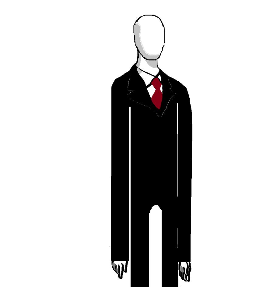 Slender Man PNG - 7926
