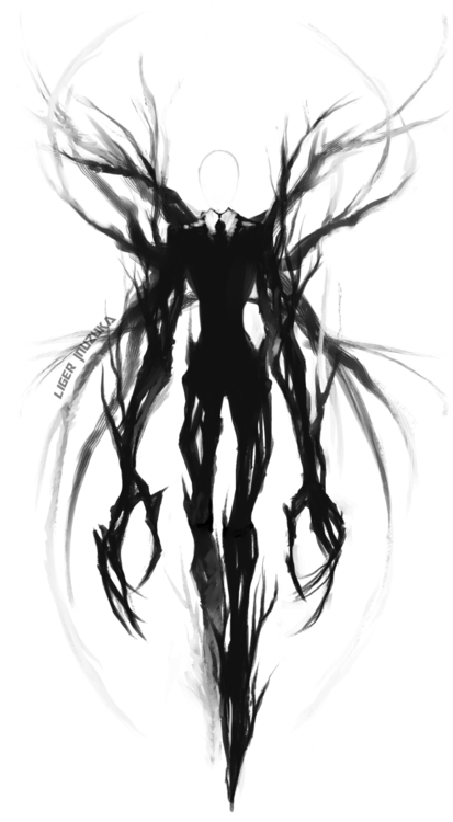 Image - 2571984-Slender Man 9.png | The Slender Man Wiki | FANDOM powered  by Wikia - Slender Man PNG