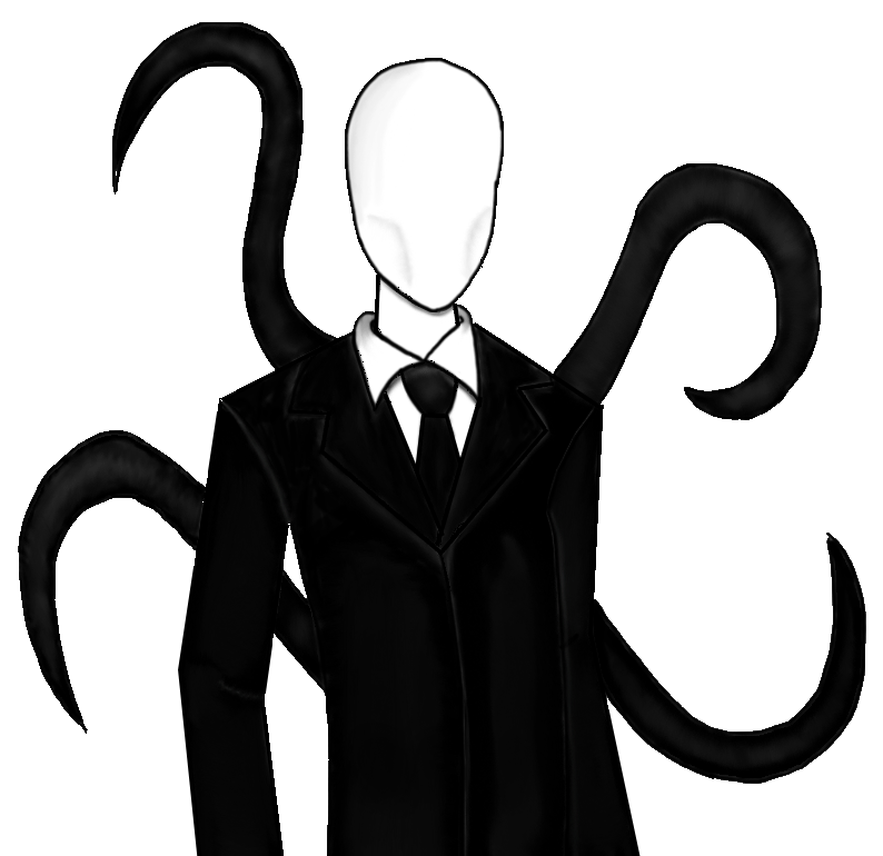 Image - Slender man by dexcar-d5cwkuf.png | Ben 10 Fan Fiction Wiki |  Fandom powered by Wikia - Slender Man PNG