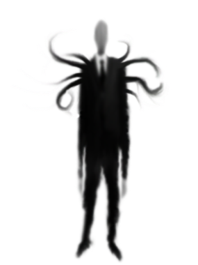 PollyRockets 23 5 Slender Man Vectorial by Asten-94 - Slender Man PNG