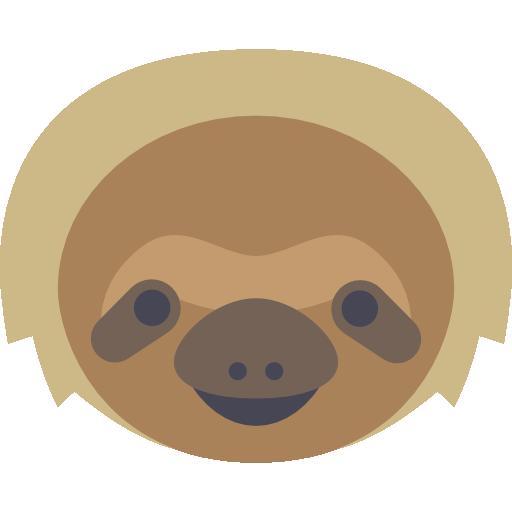 Sloth PNG - 6273