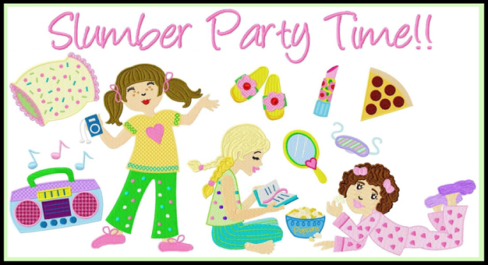 Slumber Party PNG HD-PlusPNG.com-690 - Slumber Party PNG HD