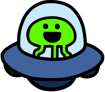 Small alien.png - Alien PNG