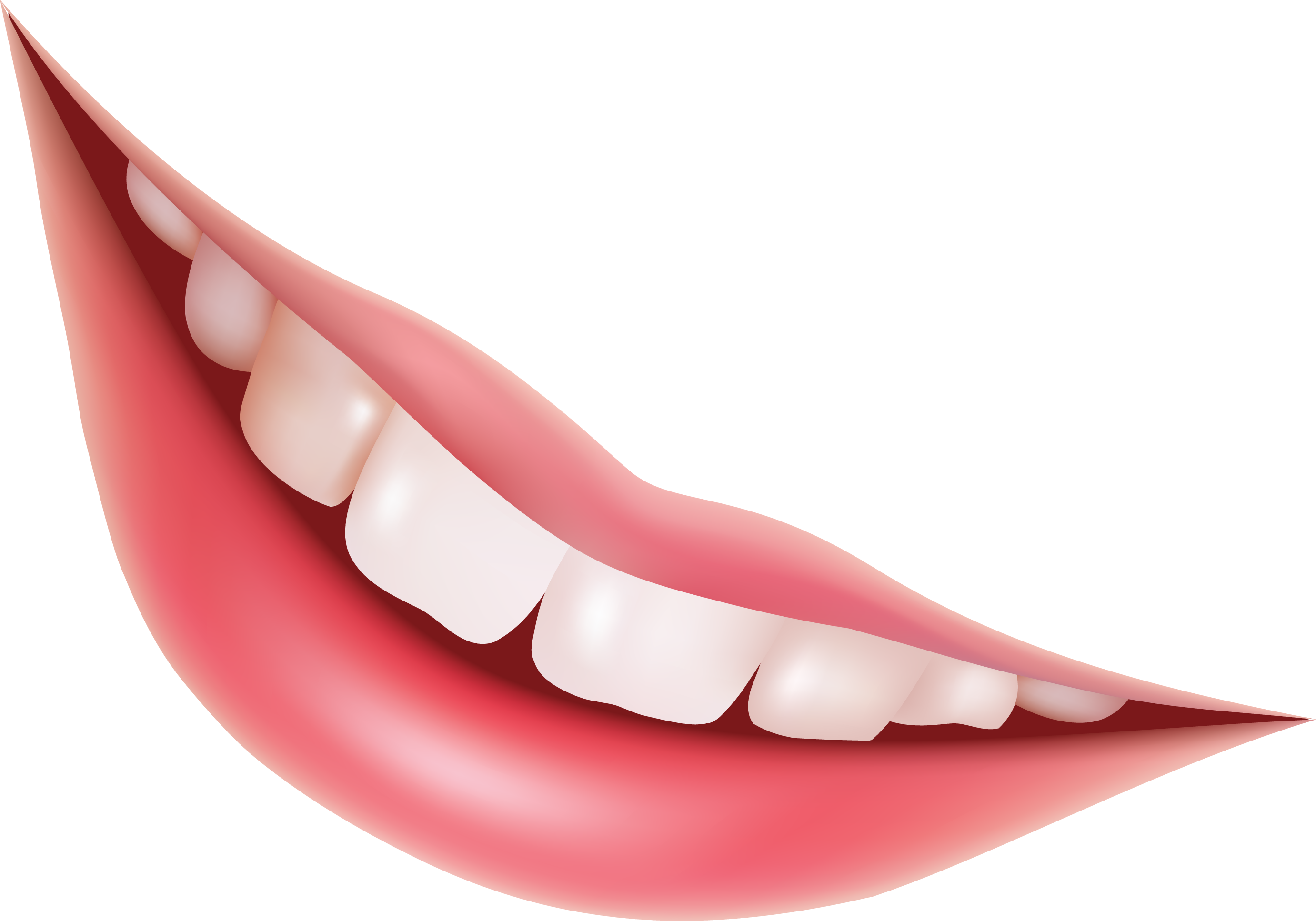 Smile Lips PNG - 45674