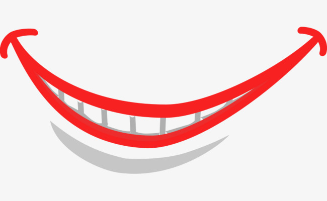 a laughing mouth cartoon, Cartoon, Smile, Mouth PNG Image and Clipart - Smiling Lips PNG HD