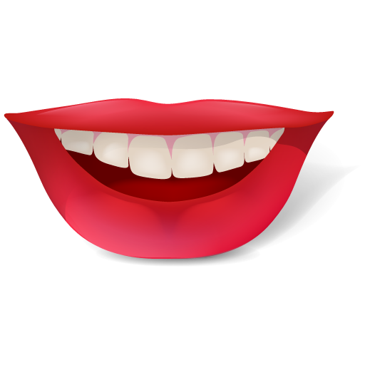 Smile mouth PNG - Smiling Lips PNG HD