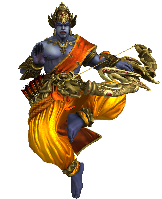 SMITE Renders - Rama Primary - Smite PNG