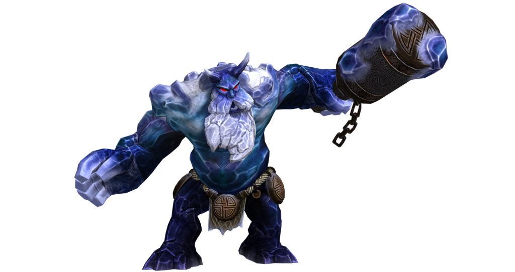 SMITE Renders - Ymir Secondary by Kaiology PlusPng.com  - Smite PNG