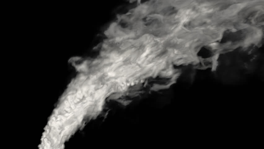 Animated Realistic Industrial Smoke In 4k. Transparent Background - Alpha  Channel Embedded With 4k PNG File. Extra Preview:  Http://youtu.be/VdVJE2aek6Q PlusPng.com  - Smoke HD PNG
