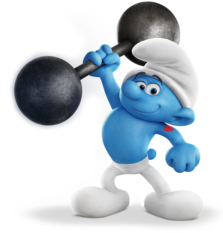 Smurf PNG - 86924