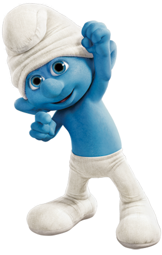Smurf PNG - 86917