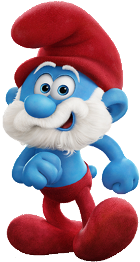 Smurf PNG - 86919