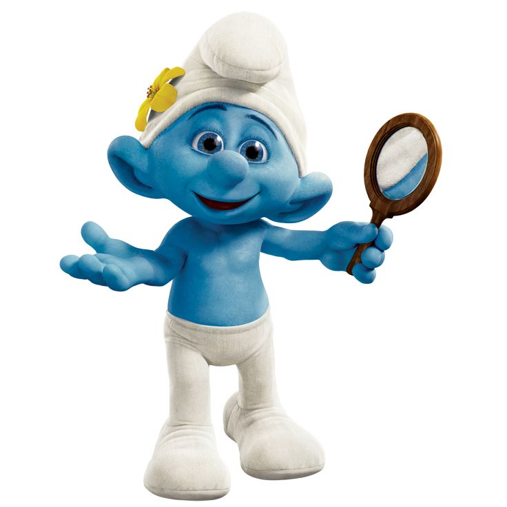 Smurf PNG - 86929