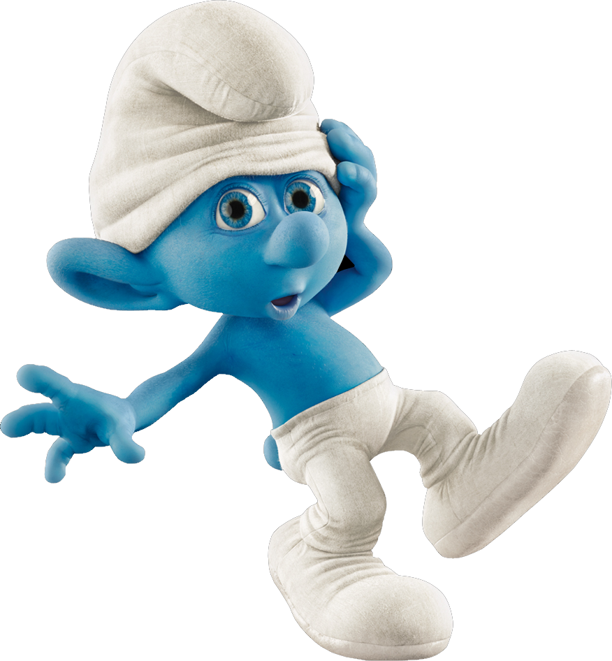 Smurf PNG - 86921