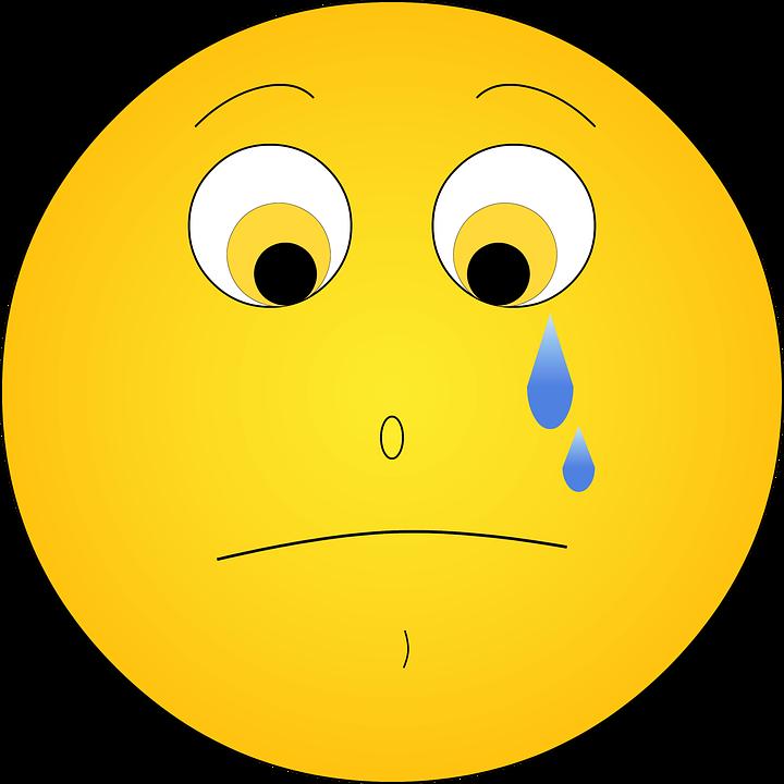 Uśmiech, Smutny, Krzyk, Łza, Niezadowolony, Smutek - Smutek PNG