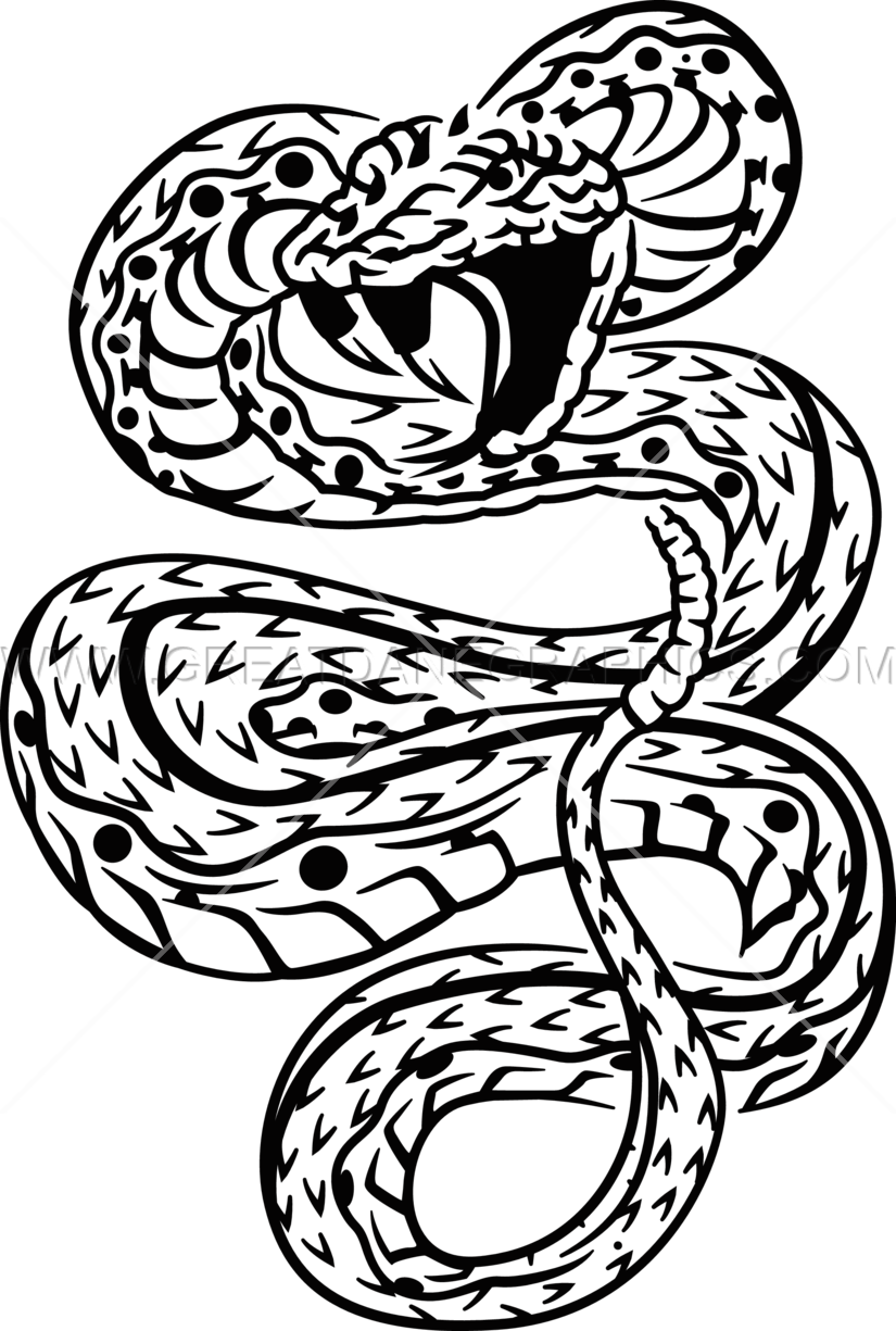 Snake Tattoo PNG - 3599