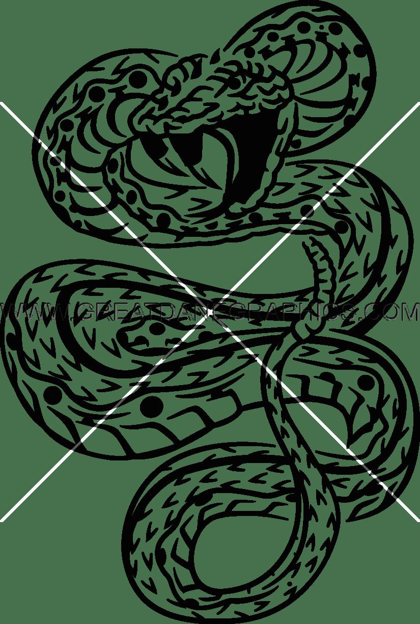 Snake Tattoo - Snake Tattoo PNG