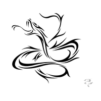 Snake Tattoo PNG - 3593