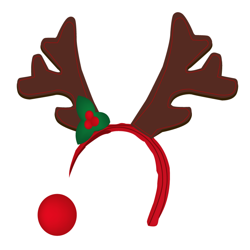 Reindeer Snapchat Filter - Snapchat Filters PNG