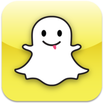 Snapchat Logo PNG - 105287