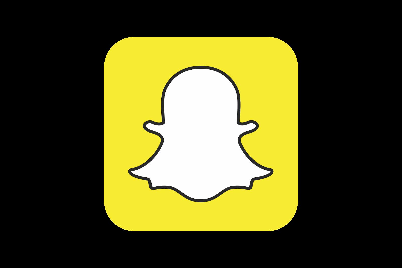Snapchat Logo PNG - 105283