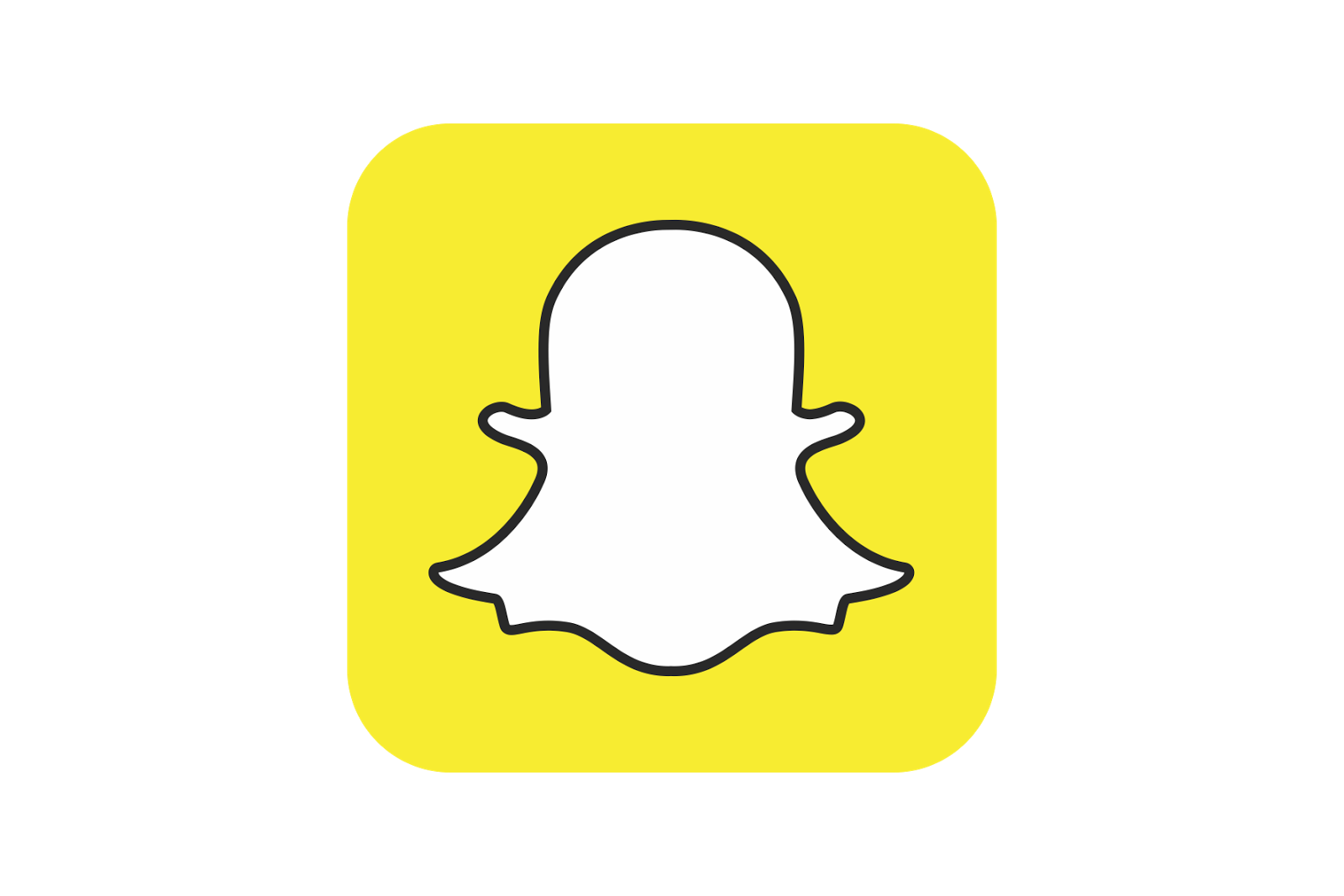 Snapchat Logo - Snapchat Logo PNG