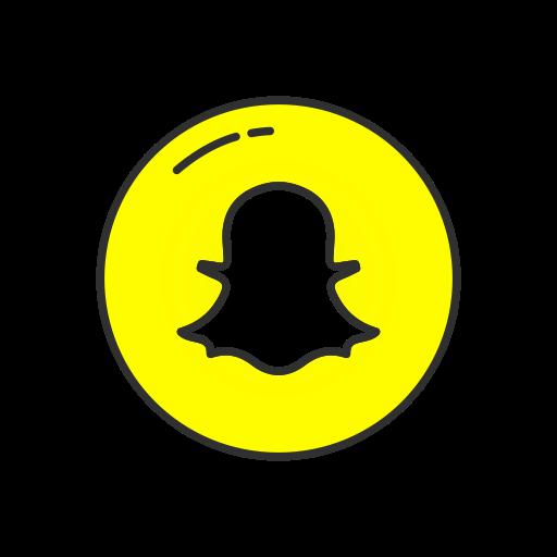 Snapchat PNG-PlusPNG.com-512 - Snapchat PNG