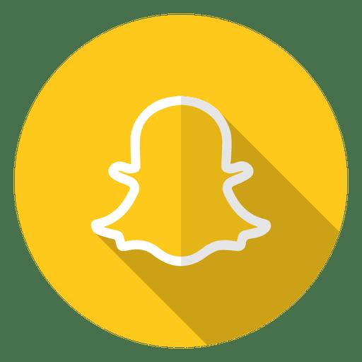 Snapchat icon logo Transparent PNG - Snapchat PNG