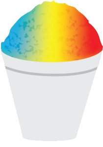 Enjoy Your Snow! - Sno Cone PNG