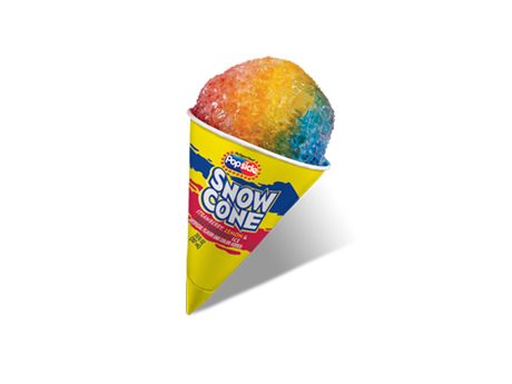 Popsicle Snow Cone - Sno Cone PNG