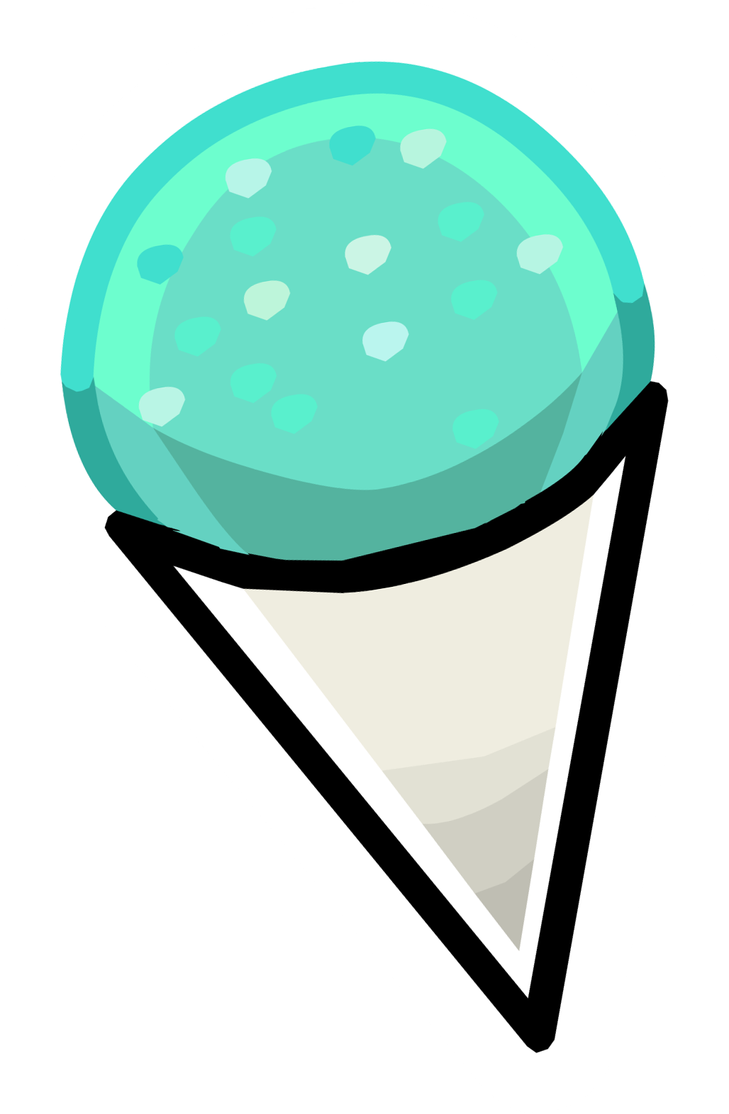 Snow Cone Pin.png - Sno Cone PNG