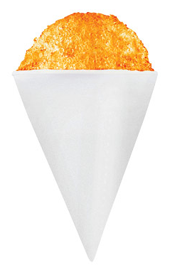 The Snow Cone The PlusPng.com  - Sno Cone PNG