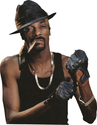 Snoop Dogg PNG - 6762